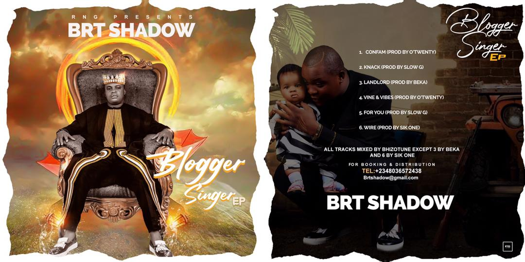 [Music] BRT shadow - Knack (prod. Slow G) #Arewapublisize