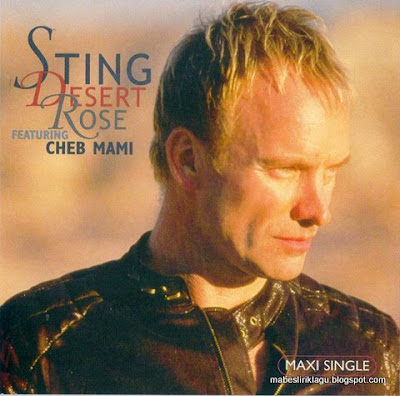 Sting ft. Cheb Mami - Desert Rose