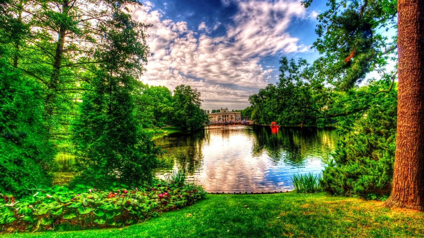 Meilleurs Fonds d'écrans paysages et fleurs | Fond Ecran Pc