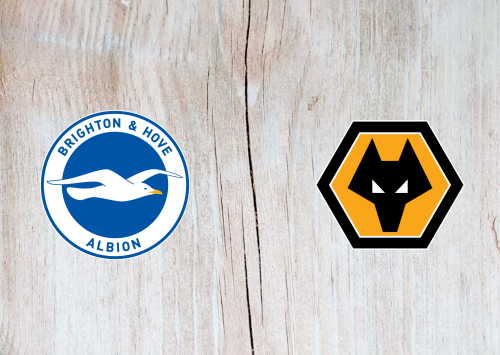 Brighton & Hove Albion vs Wolverhampton Wanderers -Highlights 8 December 2019