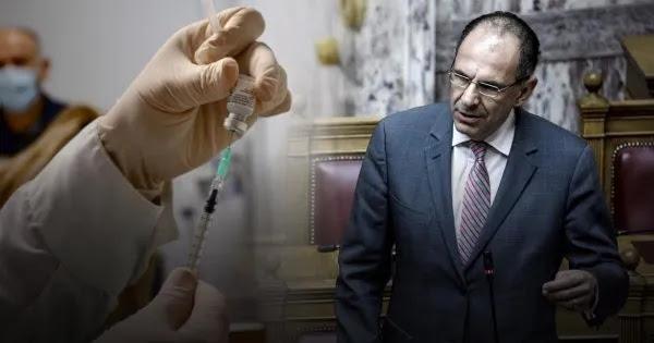 Γεραπετρίτης: Μόλις αποκτηθεί η δυνατότητα καθολικού εμβολιασμού ξεκινούν τα προνόμια για τους εμβολιασμένους
