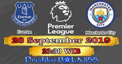 Prediksi Bola855 Everton vs Manchester City 28 September 2019