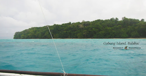Gabung Island Balabac - Schadow1 Expeditions