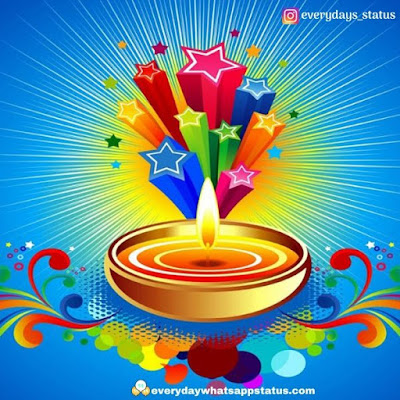 diwali wishes in hindi | Everyday Whatsapp Status | Unique 120+ Happy Diwali Wishing Images Photos