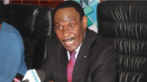 Kenya Film Classification Board (KFCB) CEO Dr Ezekiel Mutua  photo -Latest News