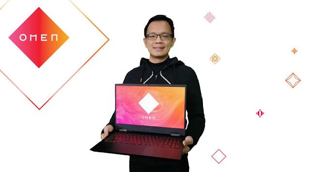 Laptop HP seri OMEN