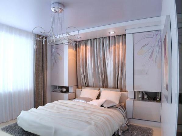 Merancang Desain Kamar Tidur Berukuran Kecil