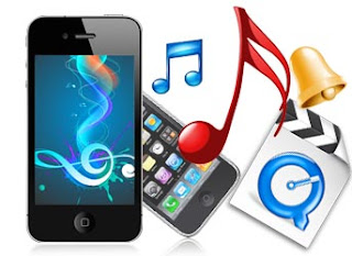 Download iPhone Ringtones - Nada Dering Android dengan mirip iPhone