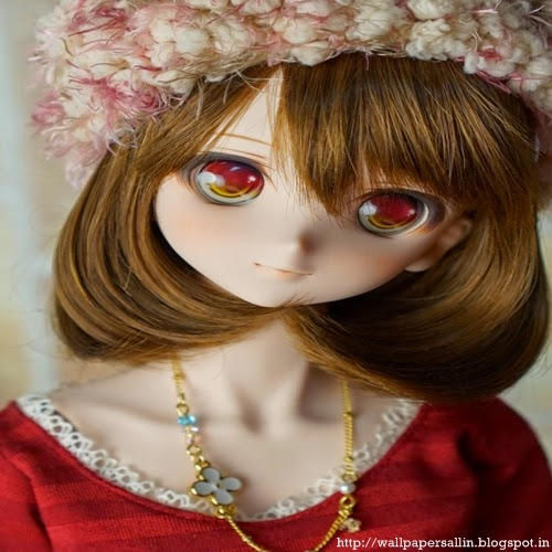 beautiful wallpapers of dolls