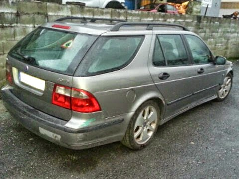 DESPIECE DE SAAB 95 FAMILIAR 3.0 TiD