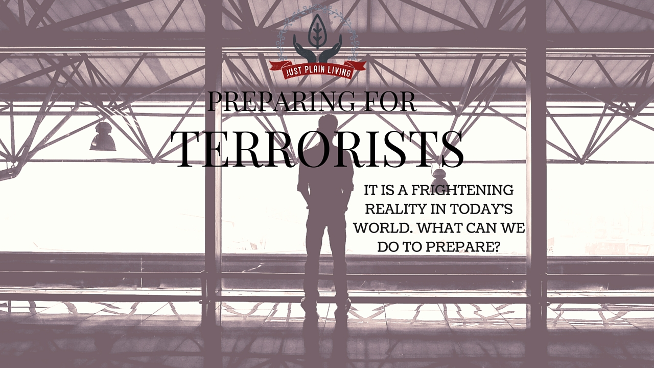What can we do to prepare for the terrorist threat? World events show that no country is safe. But is there anything that we can do?