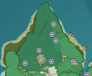 lokasi sakura bloom