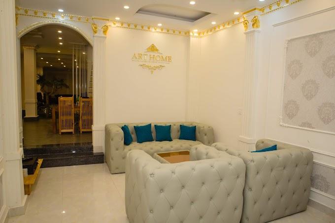 Sofa tân cổ điển art-303