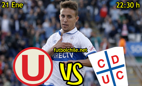 Universitario de Deportes vs Universidad Católica