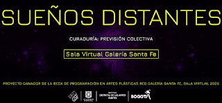 Exposición Sueños Distantes