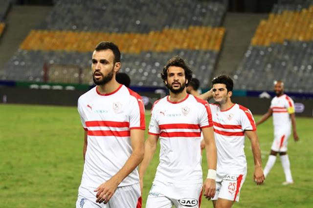 التشكيل المتوقع لنادي الزمالك  امام المقاولون اليوم 19/10/2019 في الدوري