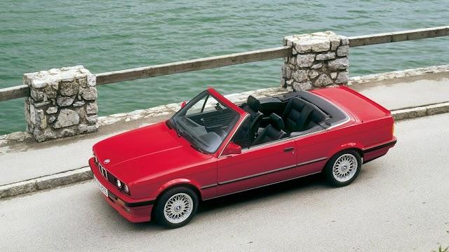 1991 BMW E30 325i Convertible