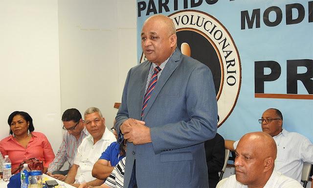 PRM anuncia respaldo de marcha del Millón contra la Corrupción