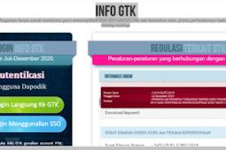 Segera Login info.gtk.kemdikbud.go.id untuk Mendapatkan BLT Guru Honorer Sebesar Rp. 2,4 Juta