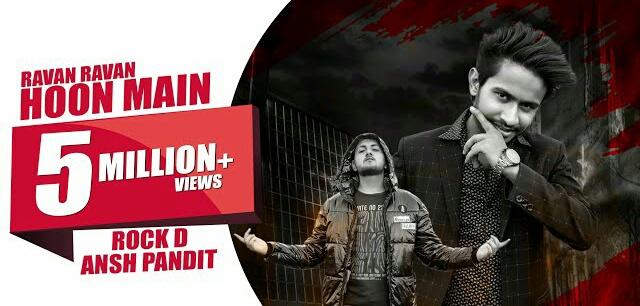 Ravan Ravan Hoon Mein Lyrics - Ansh Pandit and Rock D| Lucky DJ | Tik Tok Viral song lyrics