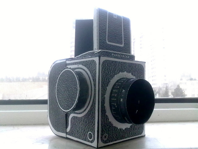 Pinhole photography | Rufat Abas Photography