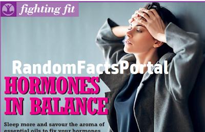 HORMONES IN BALANCE