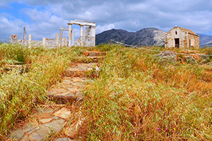 Ancient Temple of Goddess Demeter (Dimitra) - Naxos (7)