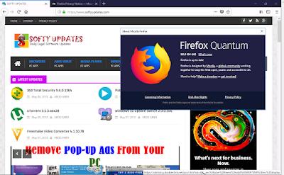 Firefox 63.0.3