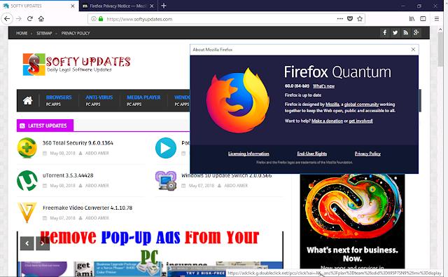 Mozilla Firefox 66.0.5