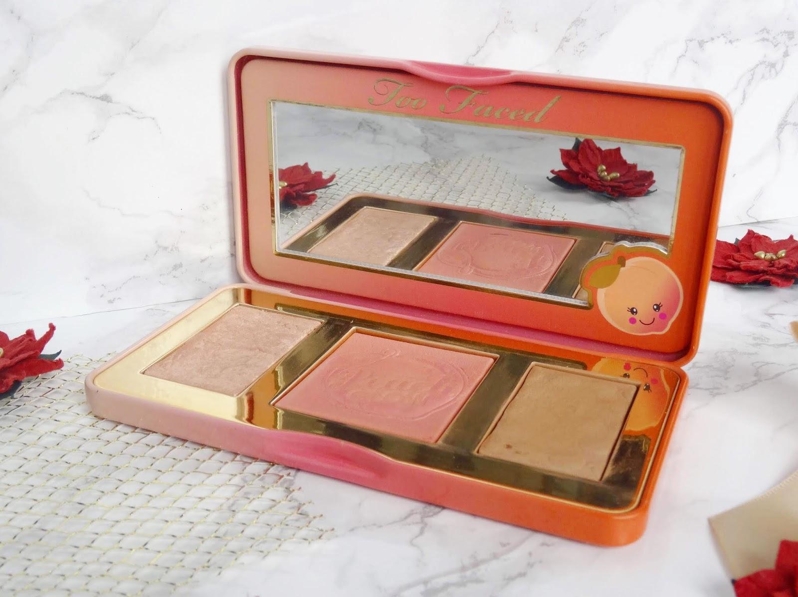 sweet peach palette # 71