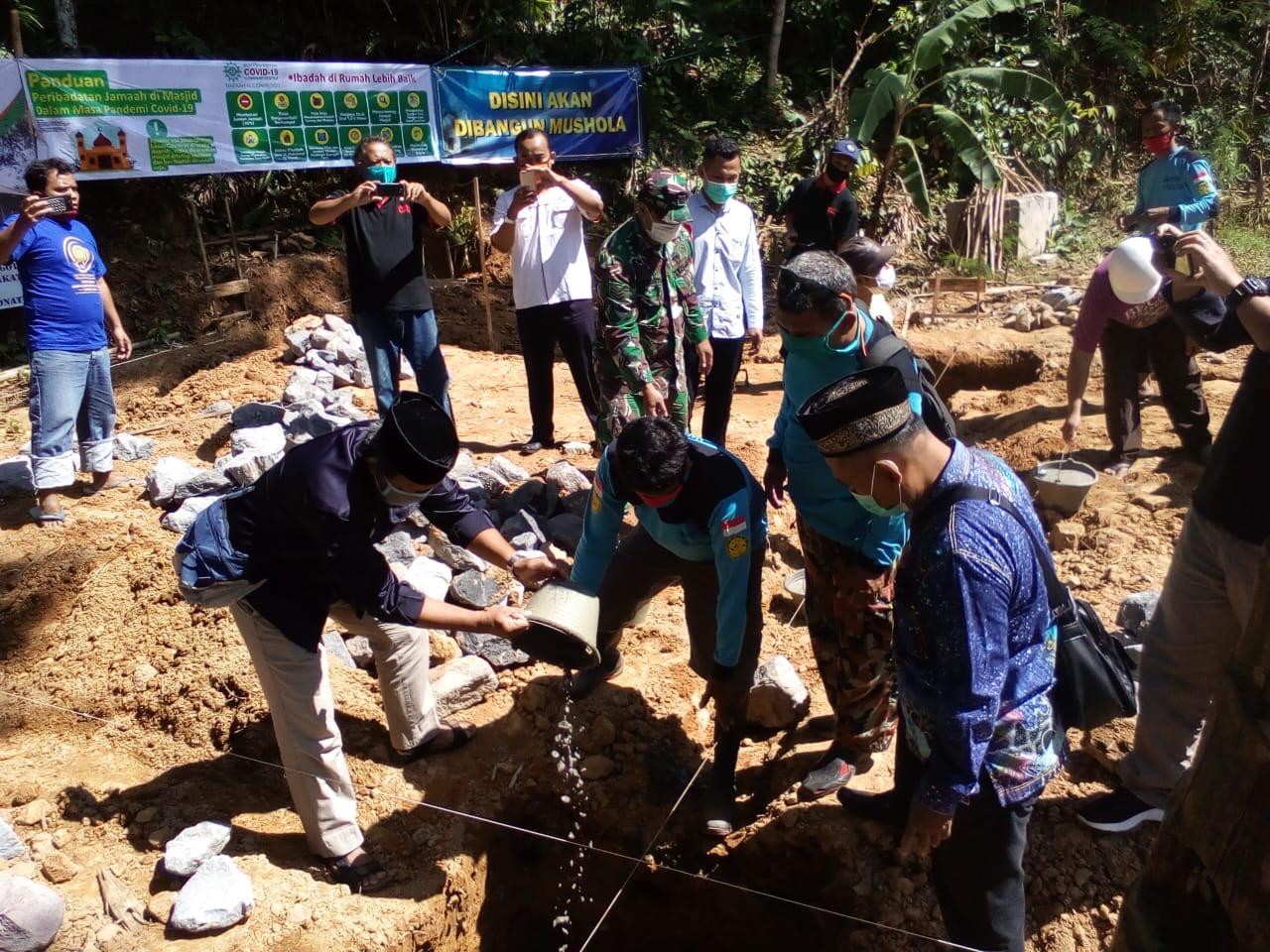 MDMC KULON PROGO BANGUN MUSHOLLA TANGGUH