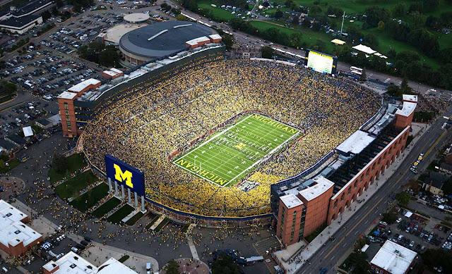 Estádio Michigan – Ann Arbor - Estados Unidos