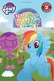 My Little Pony Rainbow Roadtrip Books