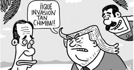 CARICATURAS DE LA SEMANA - EMANCIPACIÓN