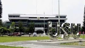 Lowongan Kerja D3/S1/S2 Terbaru di Universitas Sumatera Utara (USU) Medan Desember 2020