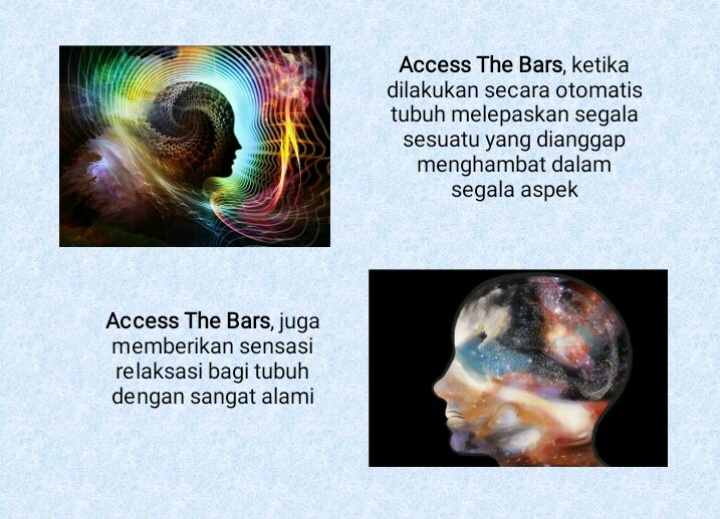 Metode Access Consciousness dan Access Bars