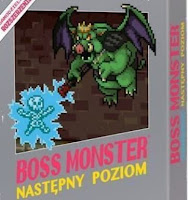 Boss Monster: Następny Poziom + Twarde Lądowanie (wyd. Trefl)