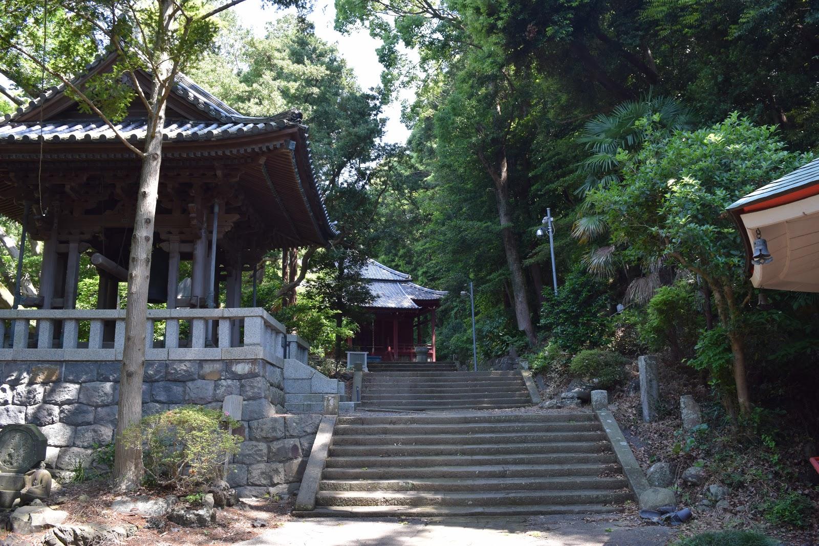 Kiyomizudera Shizuoka city