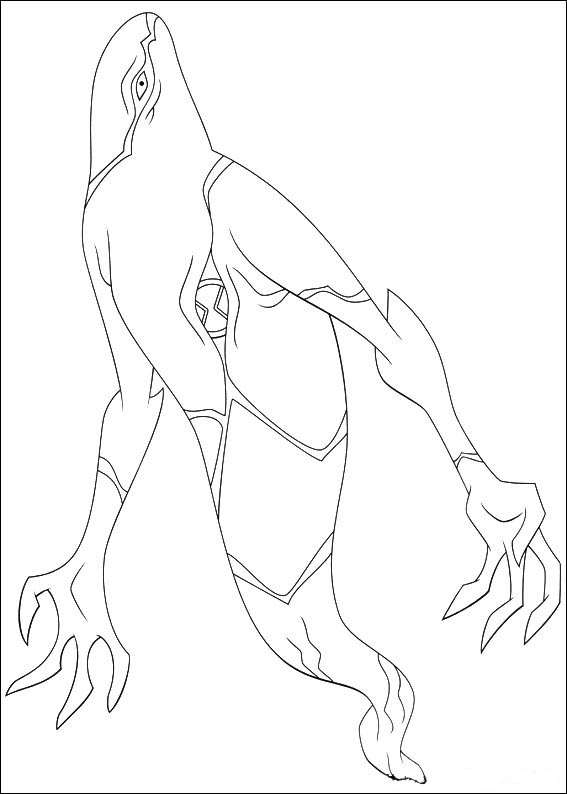 benten coloring pages - free printable coloring pages cool coloring pages ben