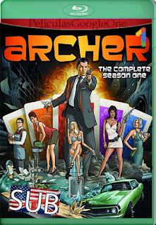Archer [2009] Temporada 1 [1080p Web-Dl] [Ingles-Subtitulado] [HazroaH]