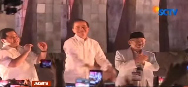 Ma'ruf Amin Digoyang Biduan Dangdut, Andrianto: Koalisi Jokowi Jatuhkan Marwah Kiai