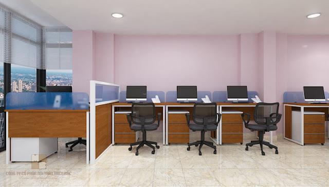 Tư vấn thiết kế văn phòng hiện đại chuyên nghiệp - H2