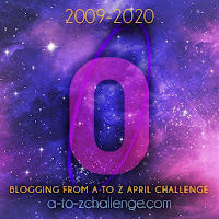 #AtoZChallenge 2020 Blogging from A to Z Challenge letter O