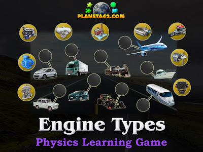 Видове Двигатели