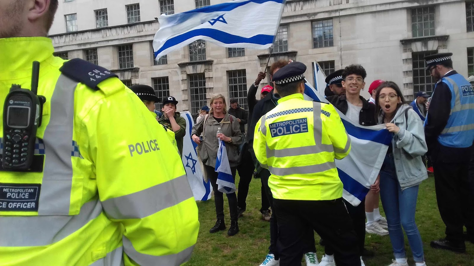 Tony Greenstein Blog: Tony Greenstein's Blog: 15,000 March In Memory Of Nakba