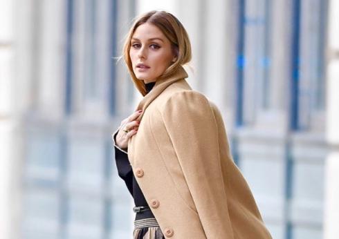 2017-01-04 オリヴィア・パレルモ(Olivia Palermo)ニューヨークにて。