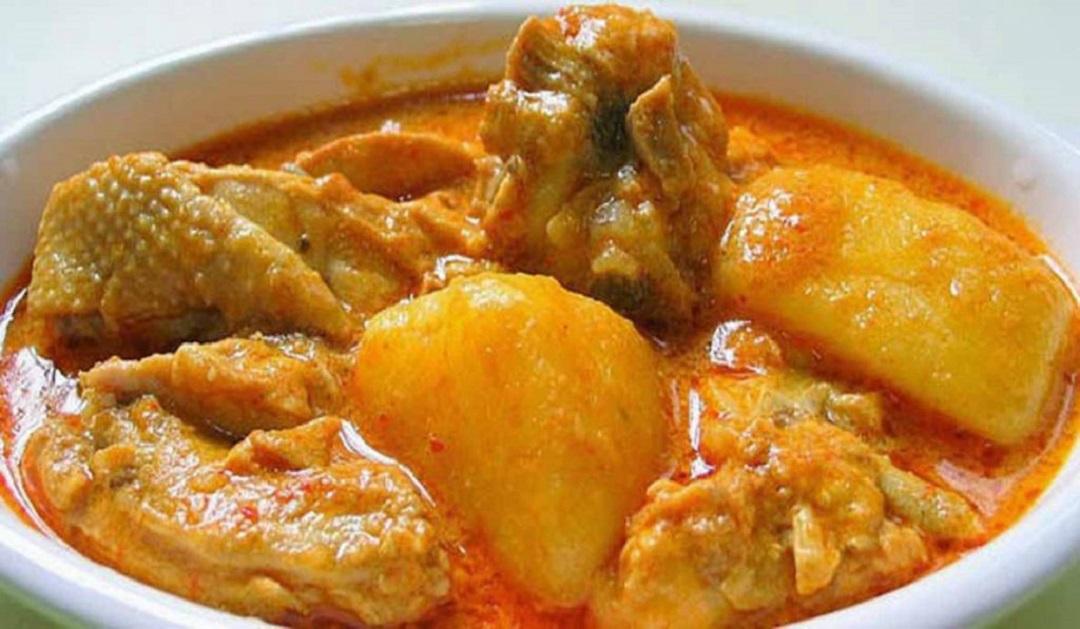 Resepi Ayam Kari