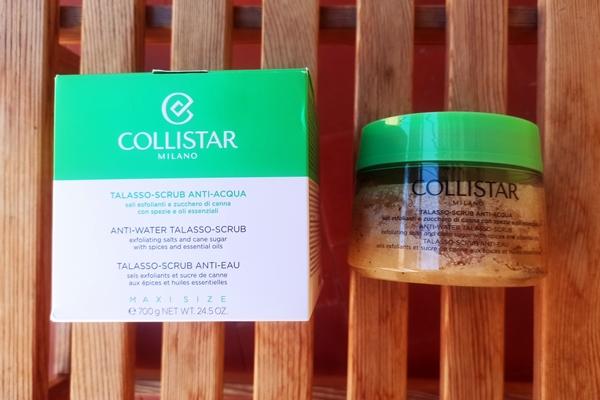 Collistar Talasso Scrub Exfoliante Anti-Edad