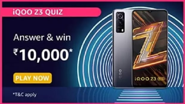 iQOO Z3 the Fastest 5G smartphone in the segment is powered by which processor?