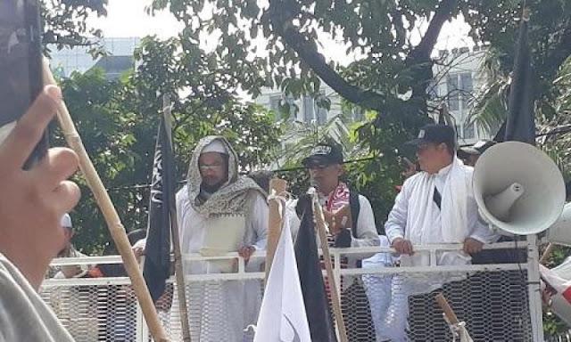 Ketua GNPF Ulama Kritik Banser Arogan